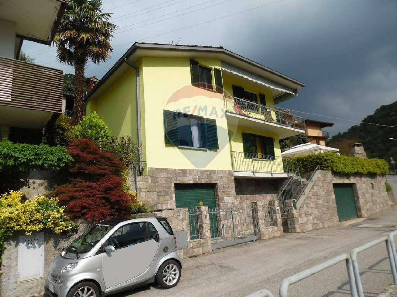 Soluzione Indipendente in vendita a Villa d'Almè, 9999 locali, prezzo € 298.000   CambioCasa.it