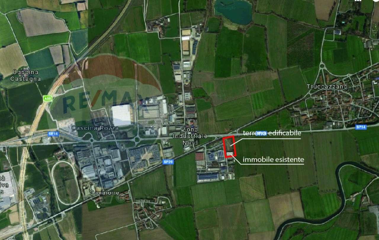 Terreno Edificabile Comm.le/Ind.le in vendita a Truccazzano, 1 locali, prezzo € 1.780.000 | CambioCasa.it