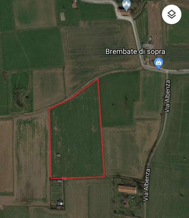 Terreno Agricolo in vendita a Brembate di Sopra, 9999 locali, prezzo € 78.000   CambioCasa.it