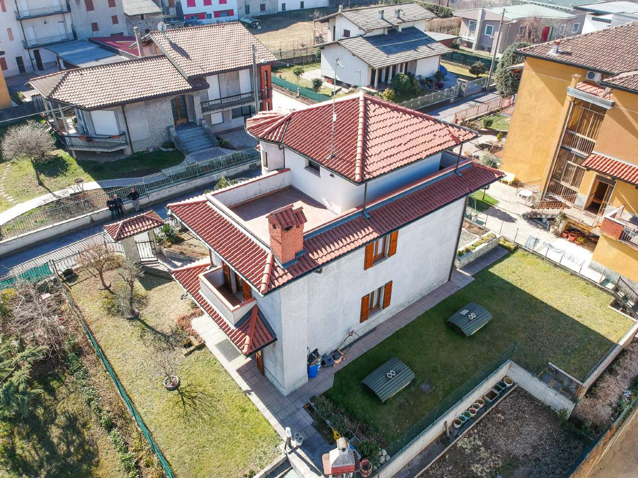 Villa in vendita a Bottanuco, 5 locali, prezzo € 349.000 | PortaleAgenzieImmobiliari.it