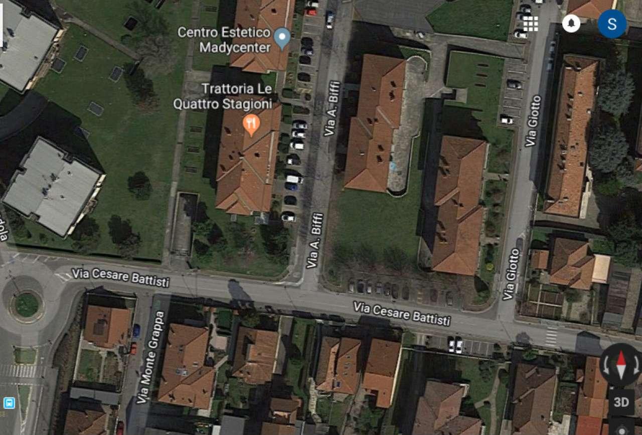 Magazzino in vendita a Trezzo sull'Adda, 1 locali, prezzo € 48.000 | PortaleAgenzieImmobiliari.it