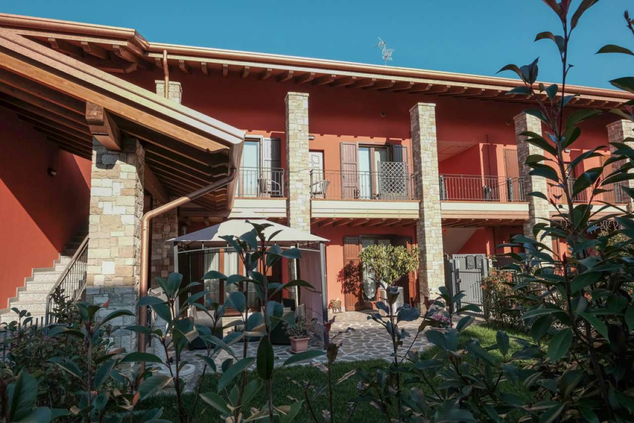 Appartamento in vendita a Bonate Sopra, 4 locali, prezzo € 287.000 | PortaleAgenzieImmobiliari.it