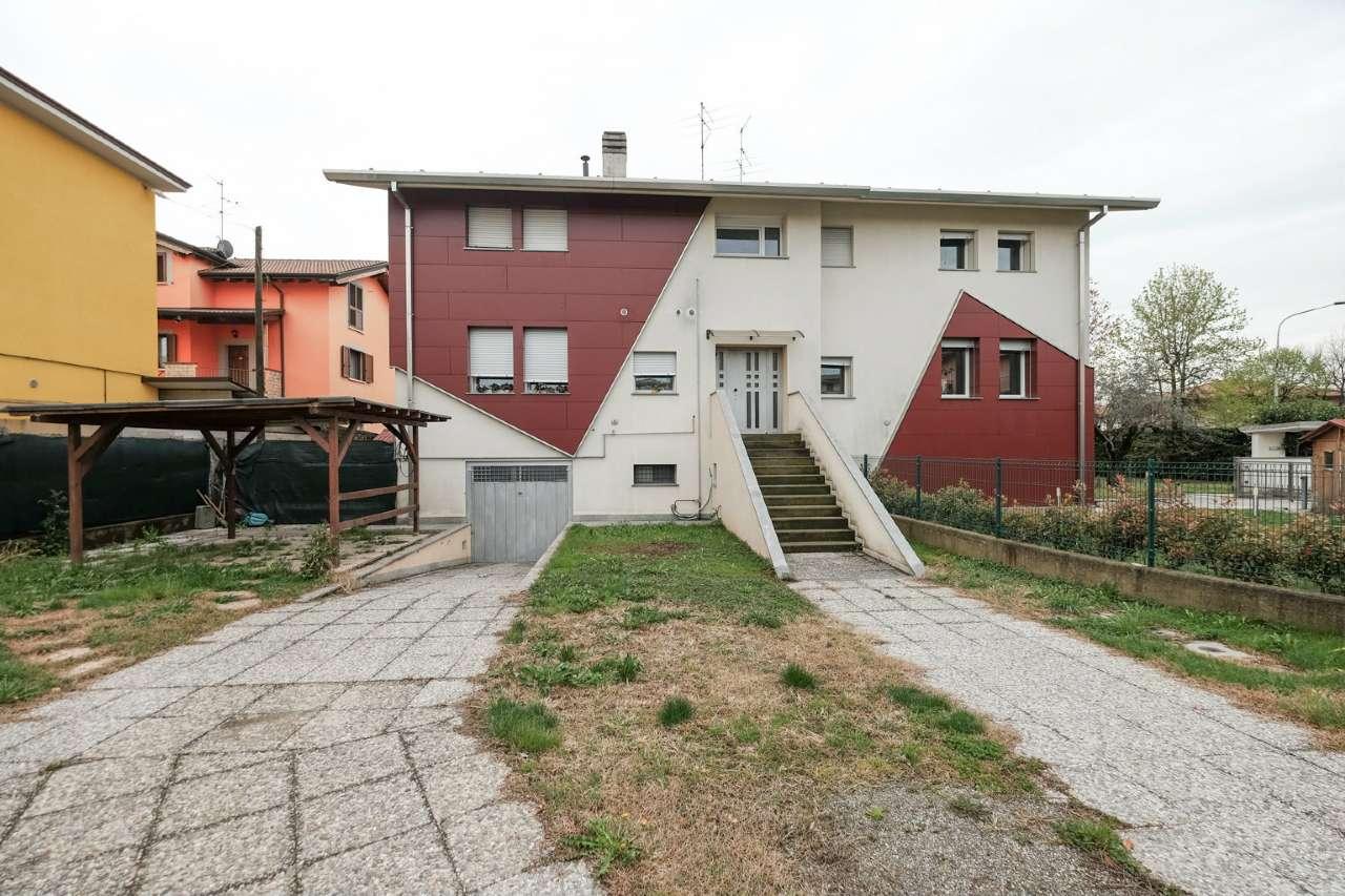 Villa Tri-Quadrifamiliare in vendita a Osio Sotto, 3 locali, prezzo € 189.000 | PortaleAgenzieImmobiliari.it