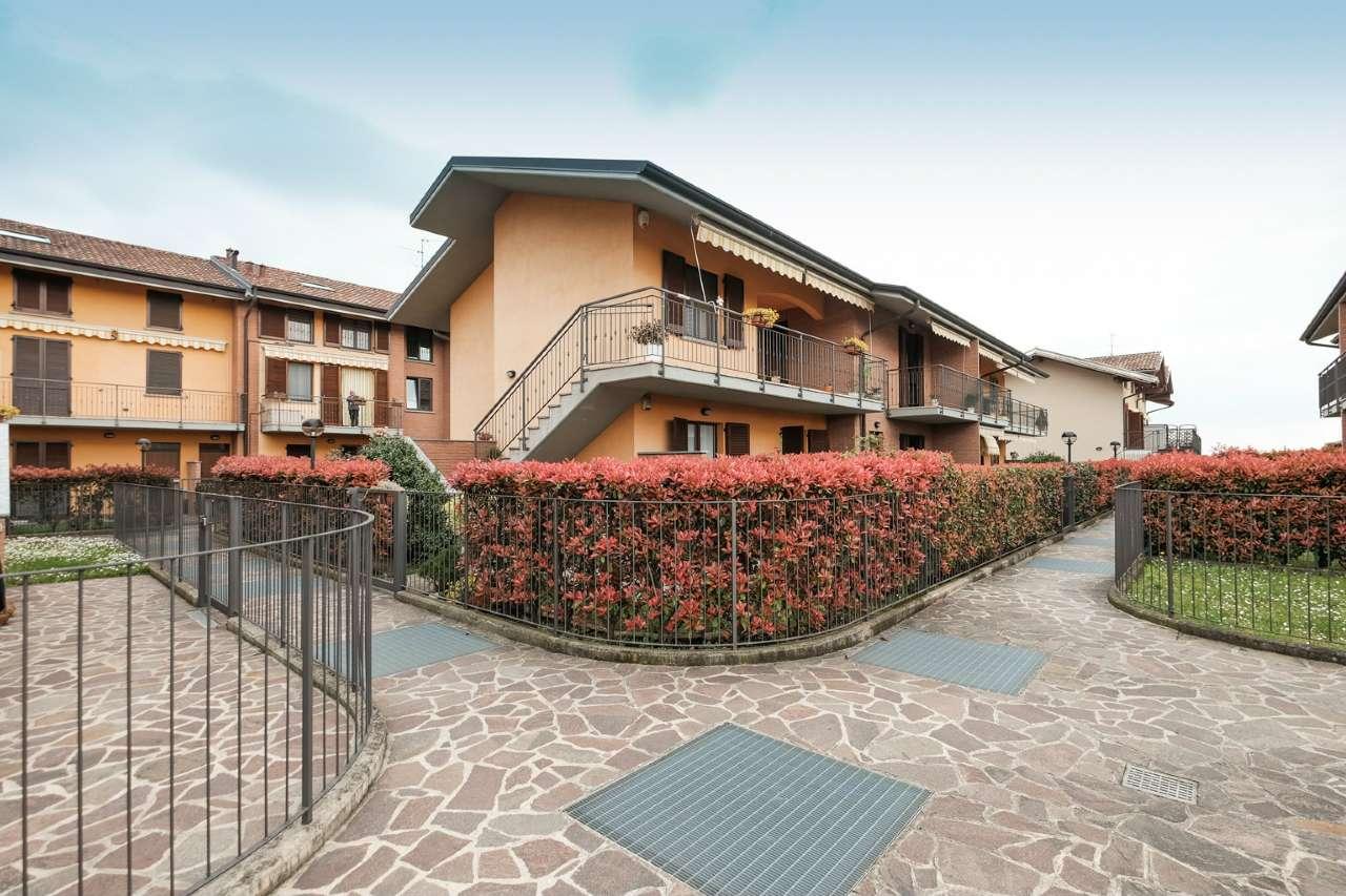 Appartamento in affitto a Mapello, 2 locali, prezzo € 500 | PortaleAgenzieImmobiliari.it