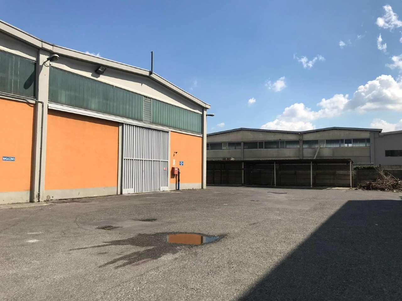 Capannone in affitto a Medolago, 1 locali, prezzo € 3.000 | CambioCasa.it