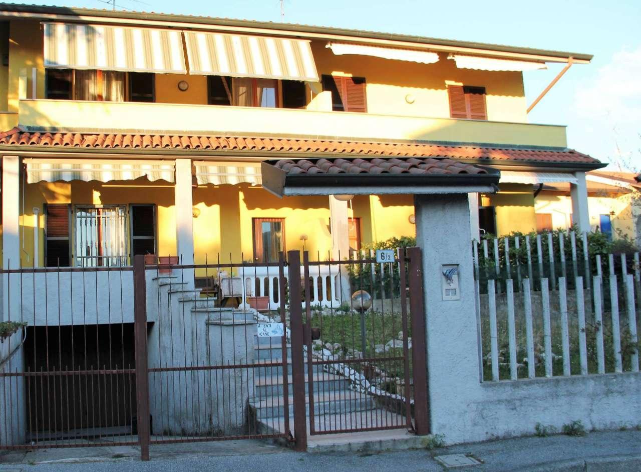 Villa Tri-Quadrifamiliare in vendita a Trezzano Rosa, 5 locali, prezzo € 269.000 | PortaleAgenzieImmobiliari.it