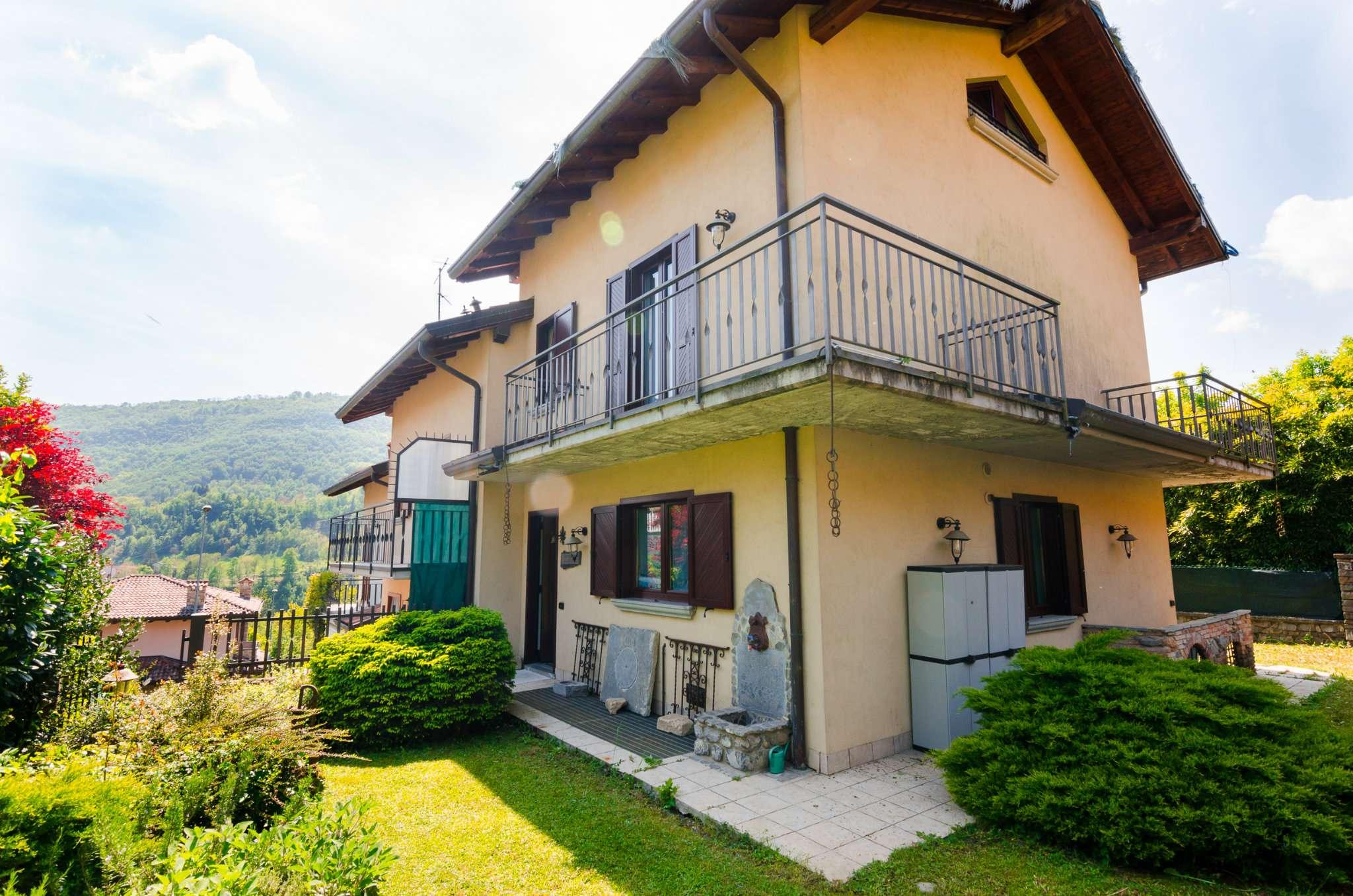 Villa a Schiera in vendita a Capizzone, 4 locali, prezzo € 145.000 | CambioCasa.it