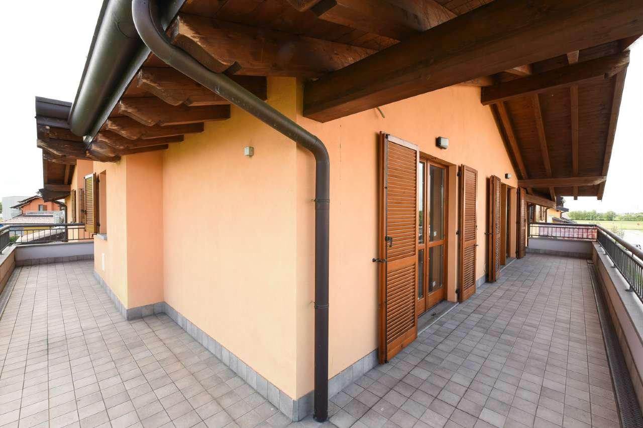 Appartamento in vendita a Osio Sotto, 3 locali, prezzo € 180.000 | PortaleAgenzieImmobiliari.it