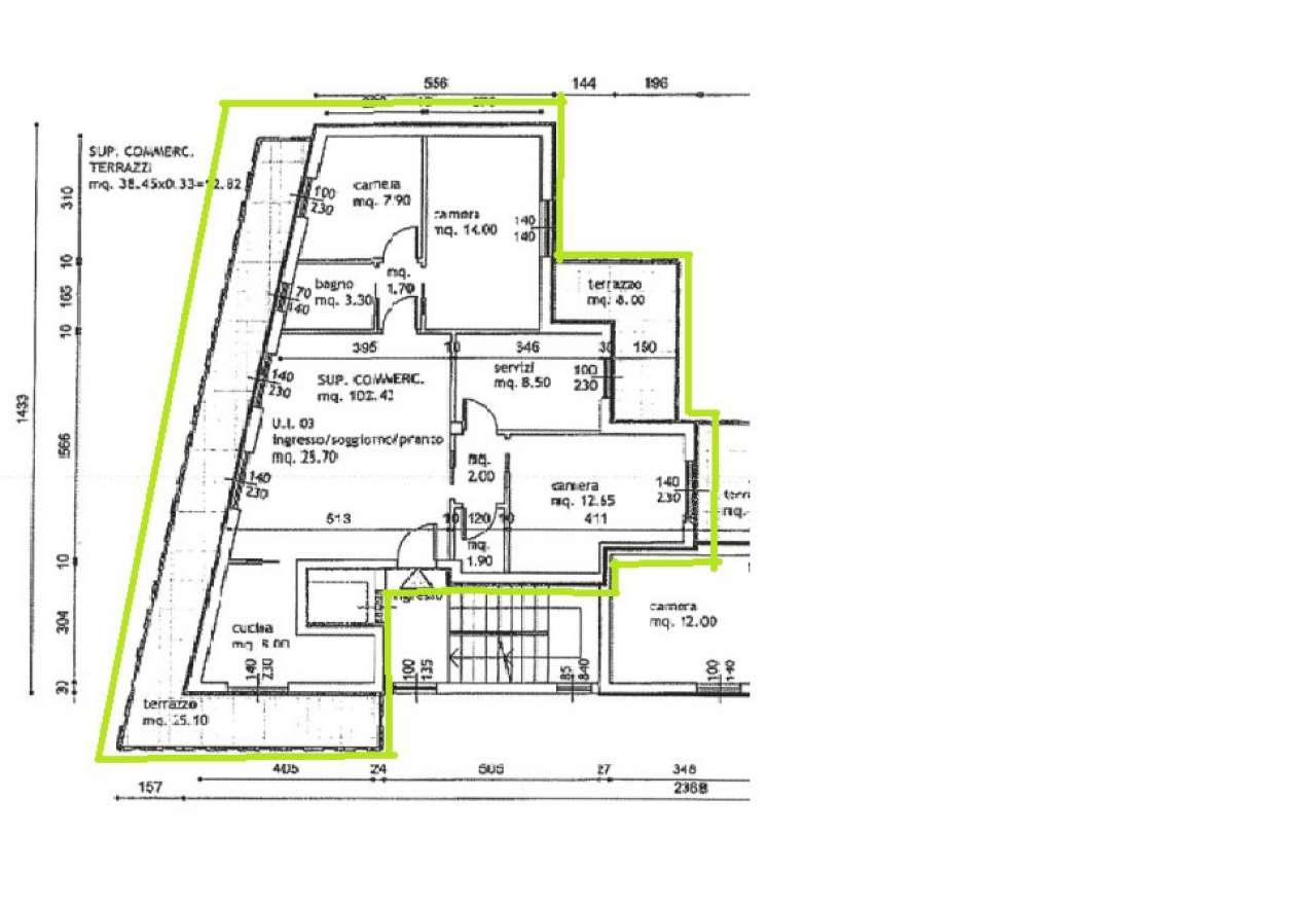 Appartamento in vendita a Casazza, 4 locali, prezzo € 145.000 | CambioCasa.it