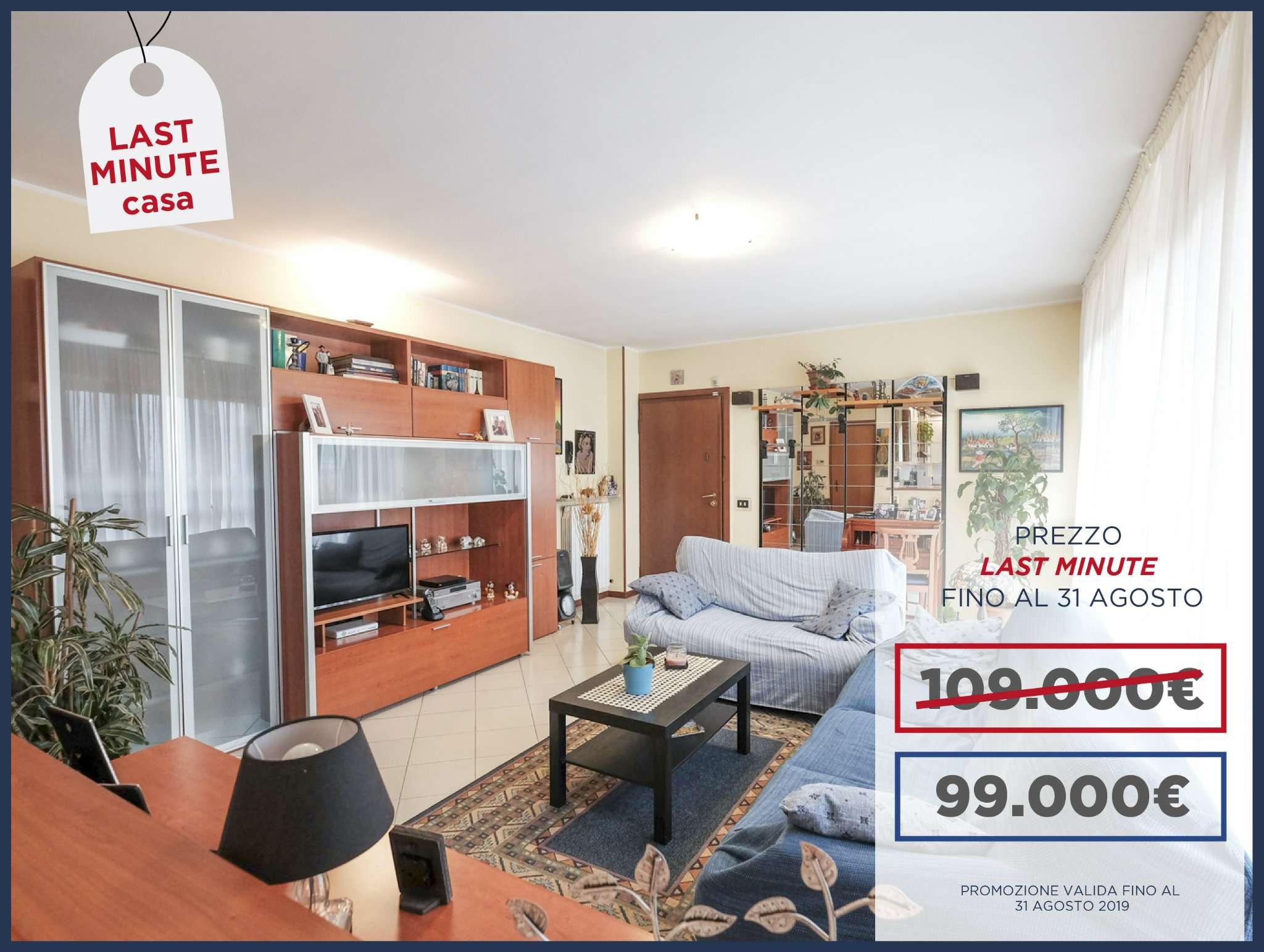 Appartamento in vendita a Chignolo d'Isola, 3 locali, prezzo € 99.000 | PortaleAgenzieImmobiliari.it