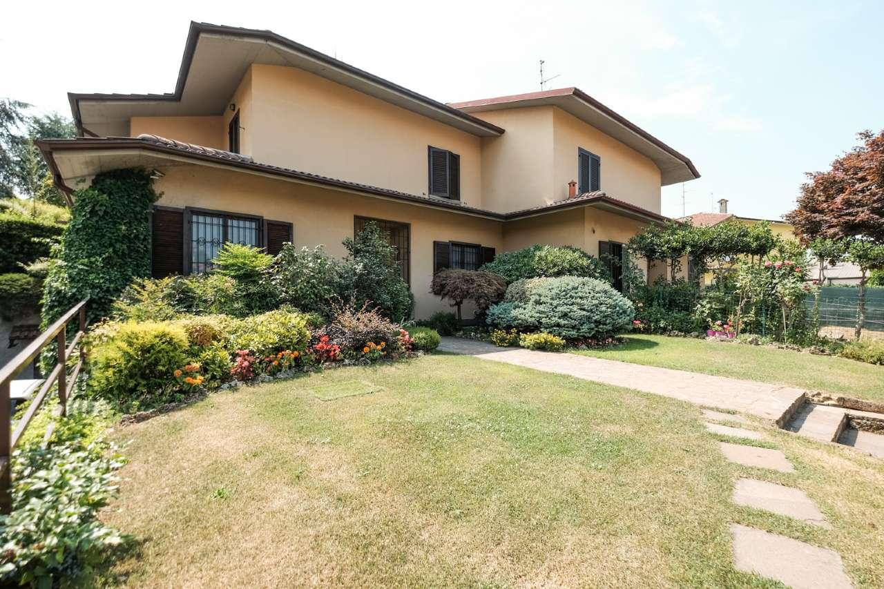Villa Bifamiliare in vendita a Presezzo, 4 locali, prezzo € 278.000   PortaleAgenzieImmobiliari.it