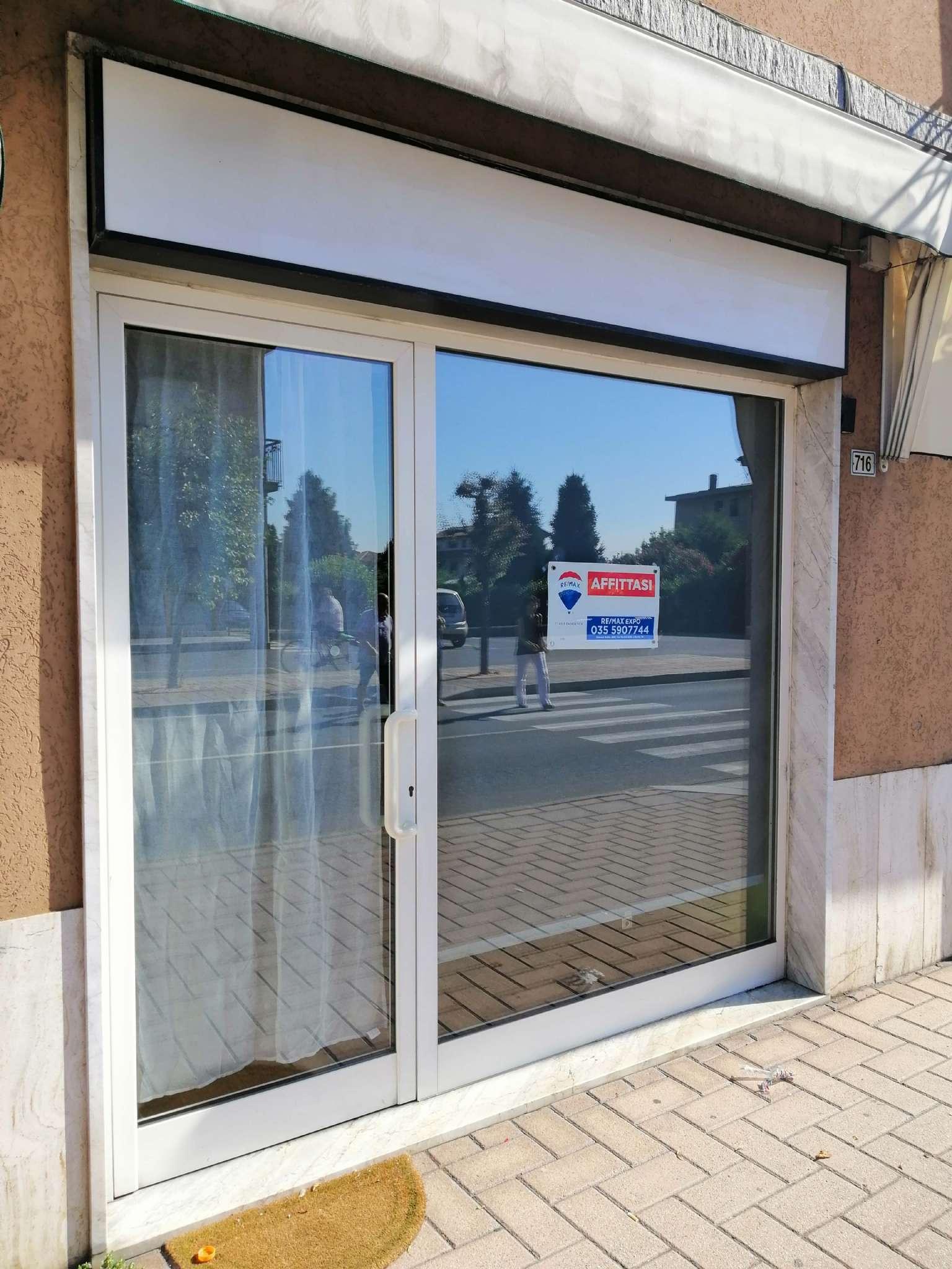 Negozio / Locale in affitto a Presezzo, 2 locali, prezzo € 580   CambioCasa.it