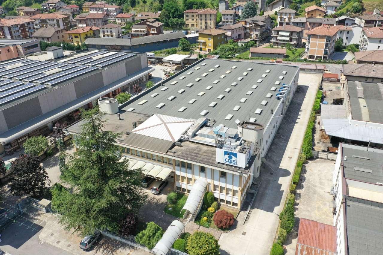Capannone in affitto a Zogno, 9999 locali, prezzo € 14.000 | CambioCasa.it