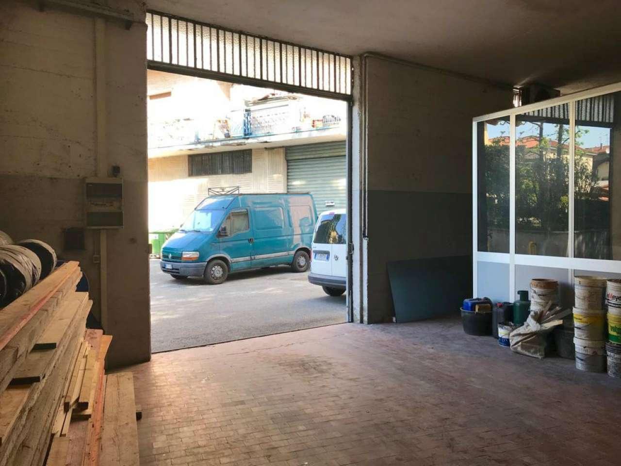 Capannone in vendita a Brembate, 9999 locali, prezzo € 125.000 | PortaleAgenzieImmobiliari.it
