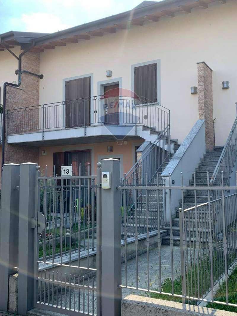Appartamento in vendita a Chignolo d'Isola, 4 locali, prezzo € 189.000 | PortaleAgenzieImmobiliari.it