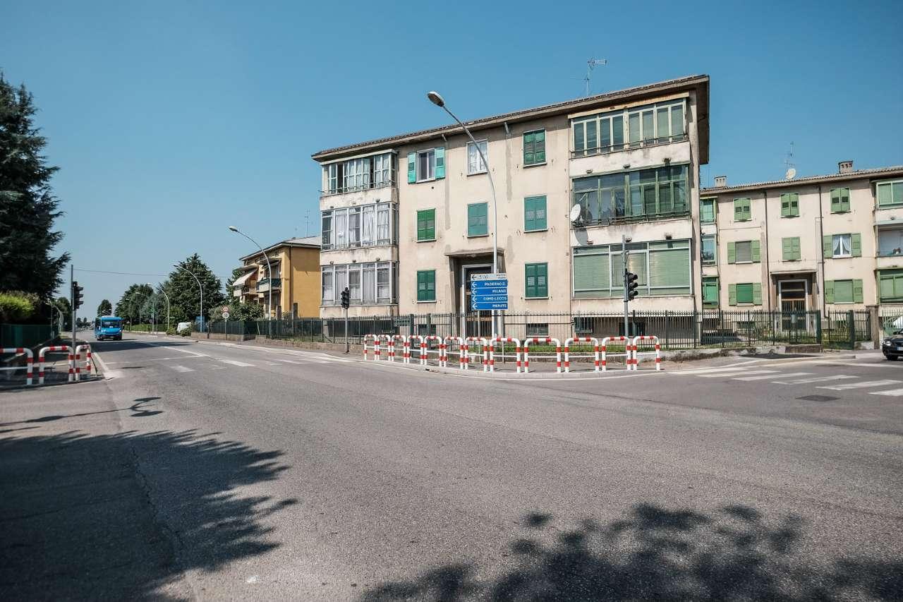 Appartamento in vendita a Calusco d'Adda, 3 locali, prezzo € 53.000 | PortaleAgenzieImmobiliari.it