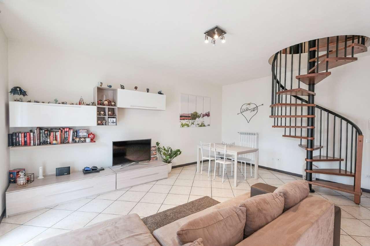 Appartamento in vendita a Albino, 2 locali, prezzo € 119.000   PortaleAgenzieImmobiliari.it