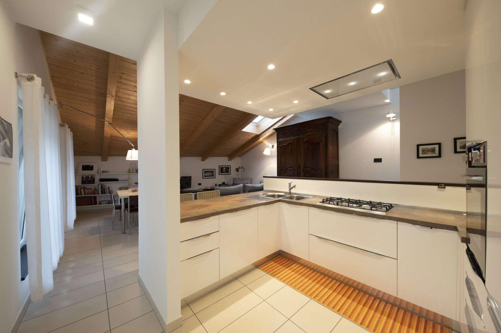 Appartamento in vendita a Capo di Ponte, 3 locali, prezzo € 135.000 | PortaleAgenzieImmobiliari.it