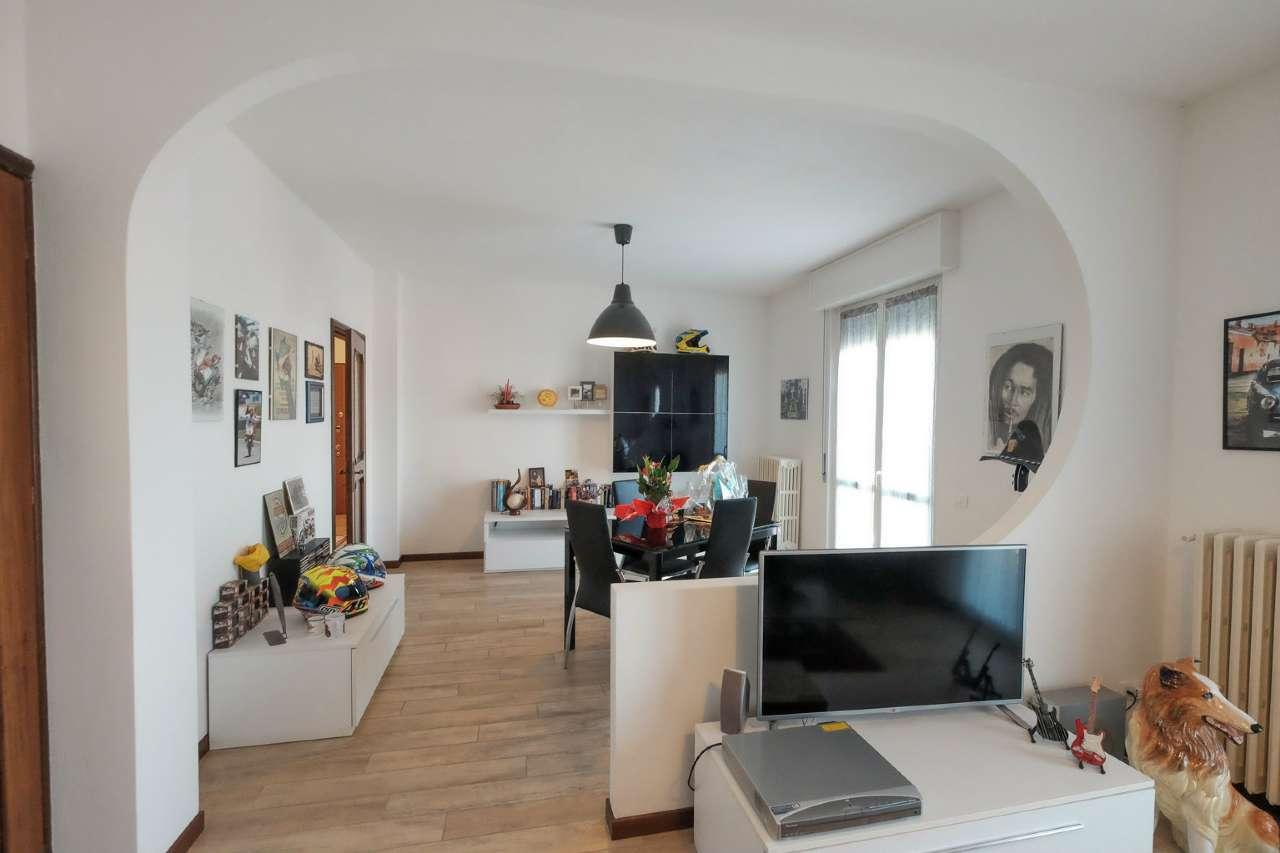 Appartamento in vendita a Medolago, 4 locali, prezzo € 200.000   PortaleAgenzieImmobiliari.it