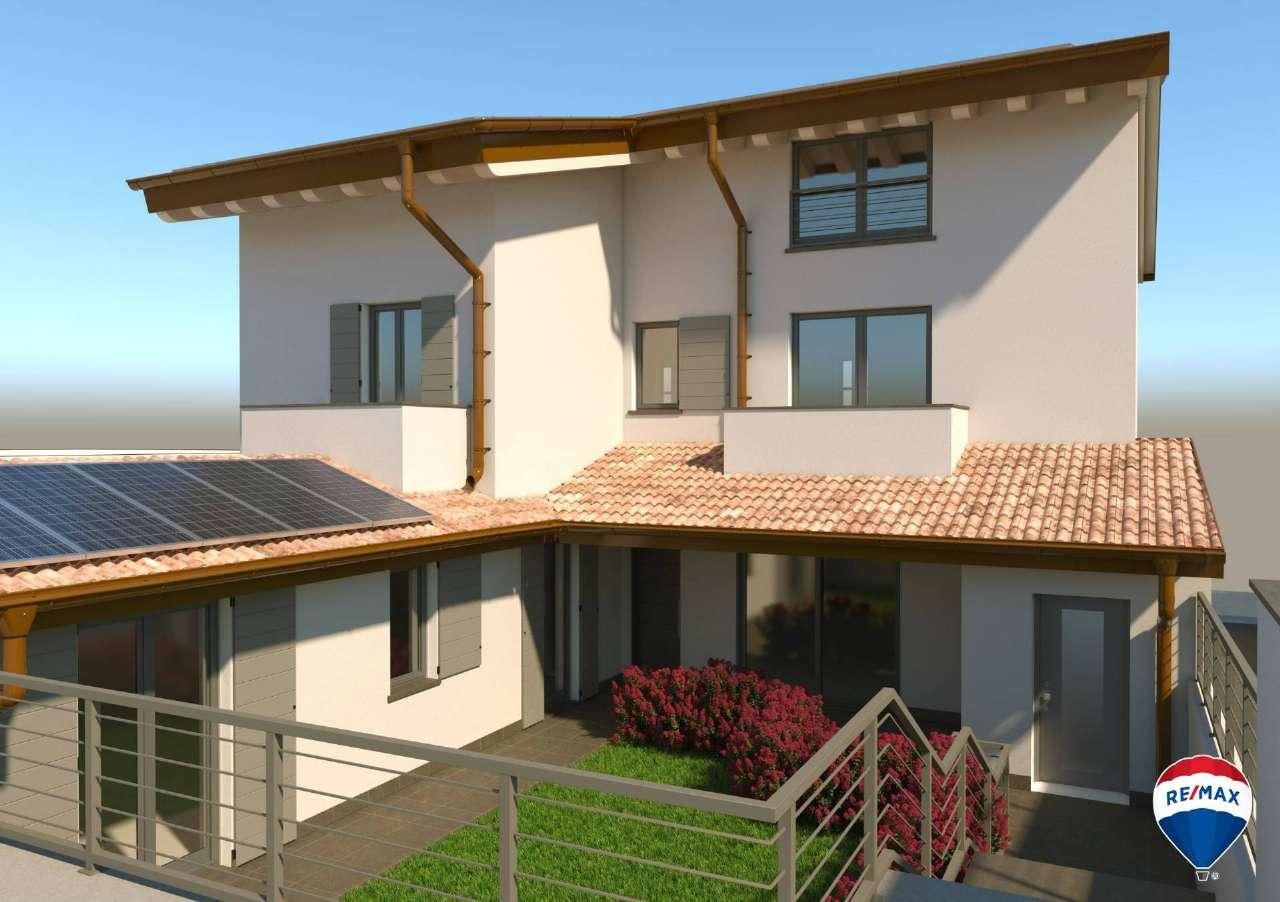 Appartamento in vendita a Bottanuco, 3 locali, prezzo € 168.000 | CambioCasa.it