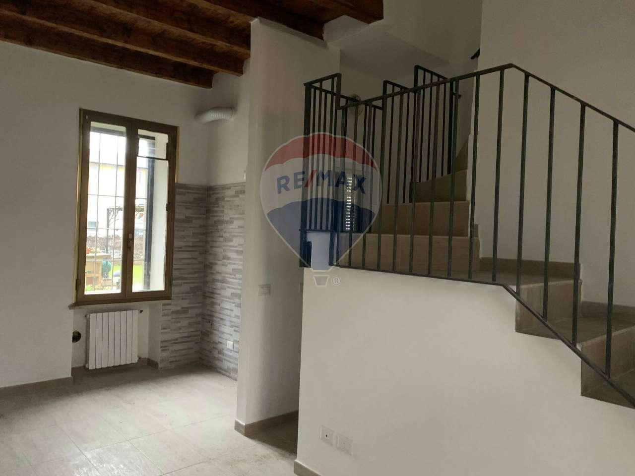 Soluzione Indipendente in vendita a Presezzo, 3 locali, prezzo € 89.000 | PortaleAgenzieImmobiliari.it