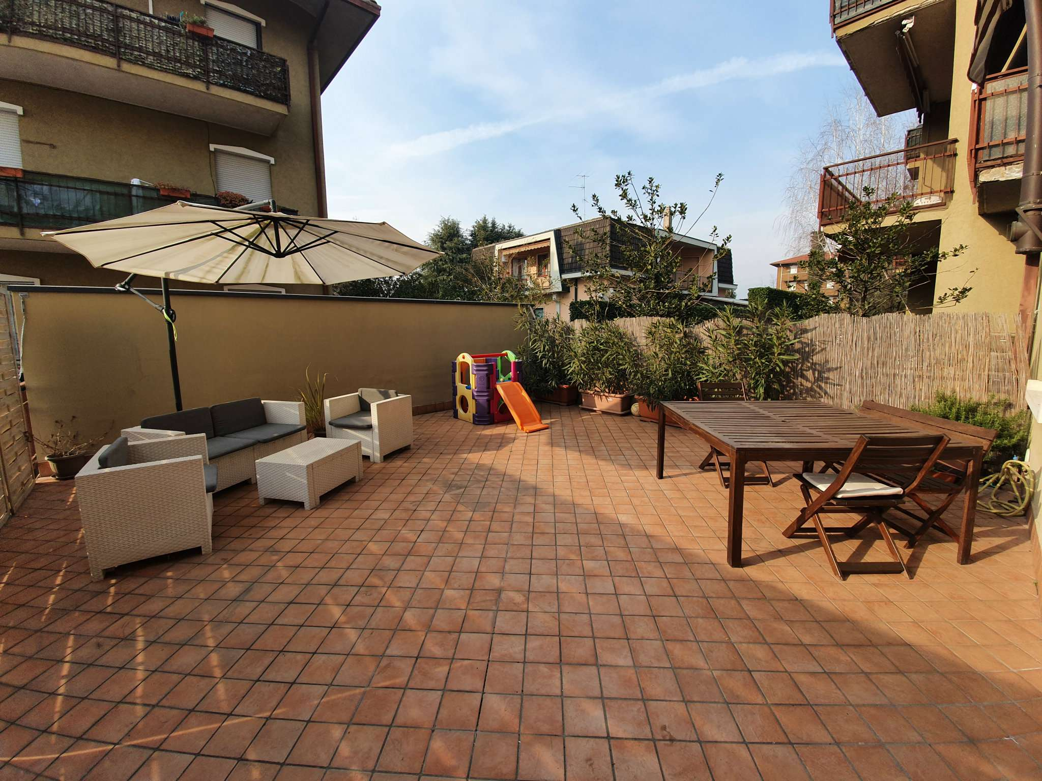 Appartamento in vendita a Bonate Sopra, 4 locali, prezzo € 145.000 | PortaleAgenzieImmobiliari.it