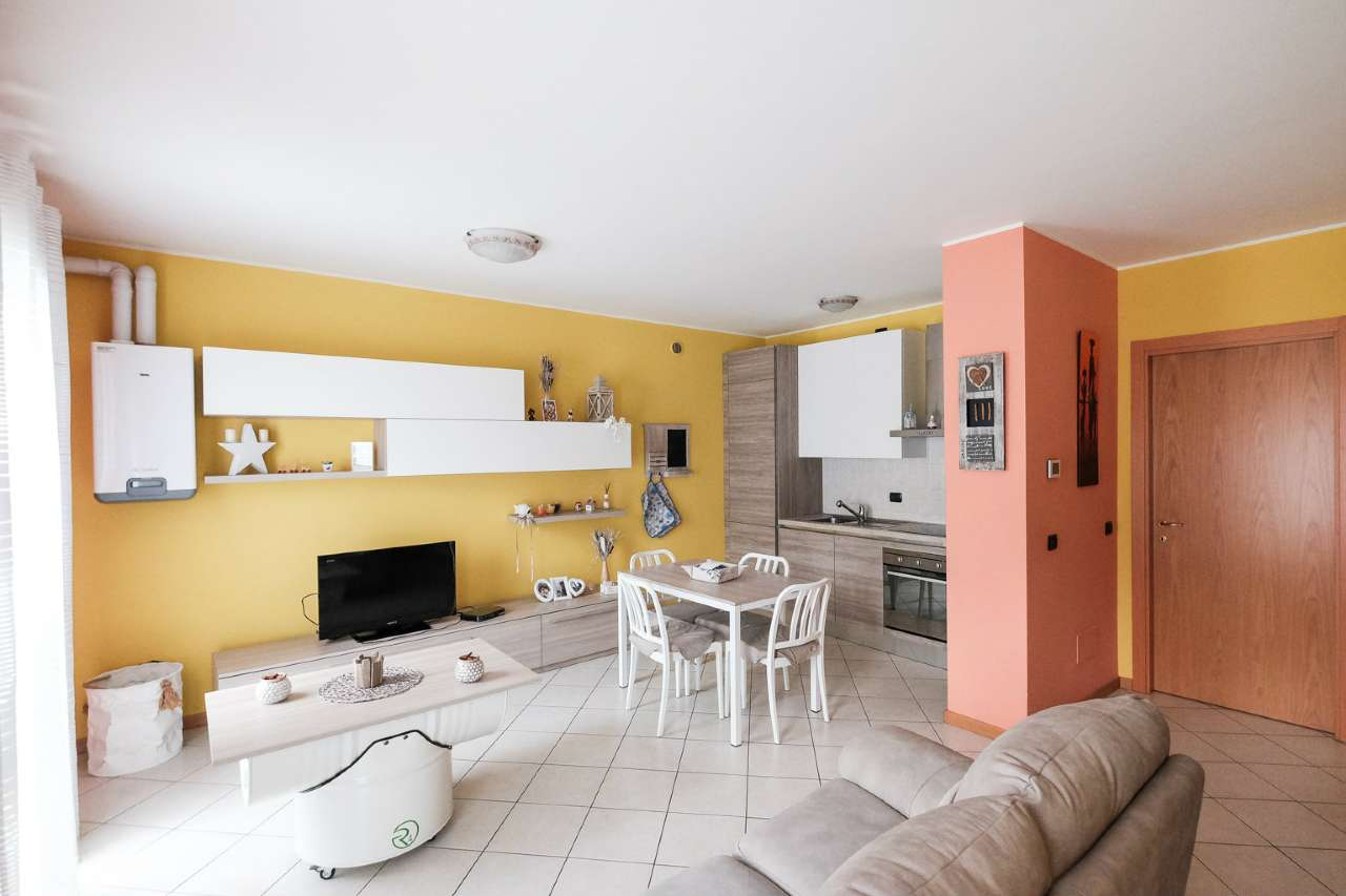 Appartamento in vendita a Cisano Bergamasco, 2 locali, prezzo € 97.000 | PortaleAgenzieImmobiliari.it