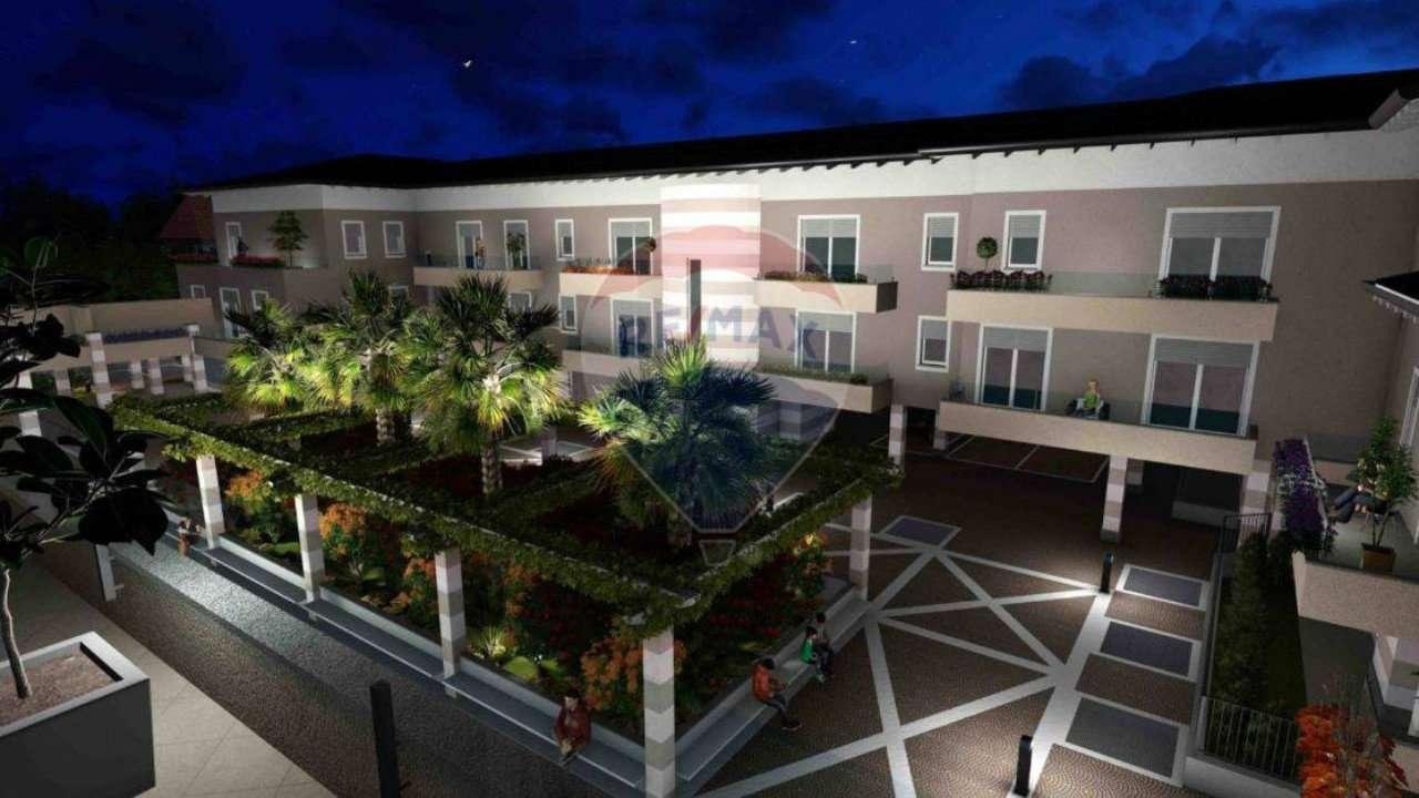 Appartamento in vendita a Calusco d'Adda, 4 locali, prezzo € 140.000 | PortaleAgenzieImmobiliari.it