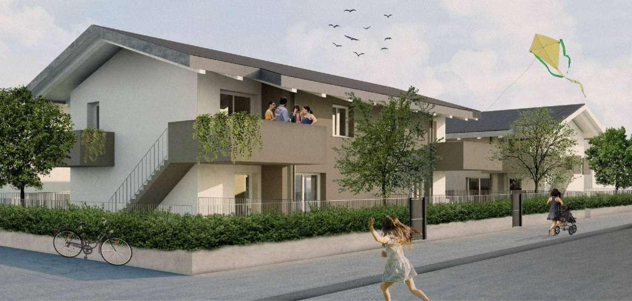 Appartamento in vendita a Brembate, 3 locali, prezzo € 250.000 | PortaleAgenzieImmobiliari.it