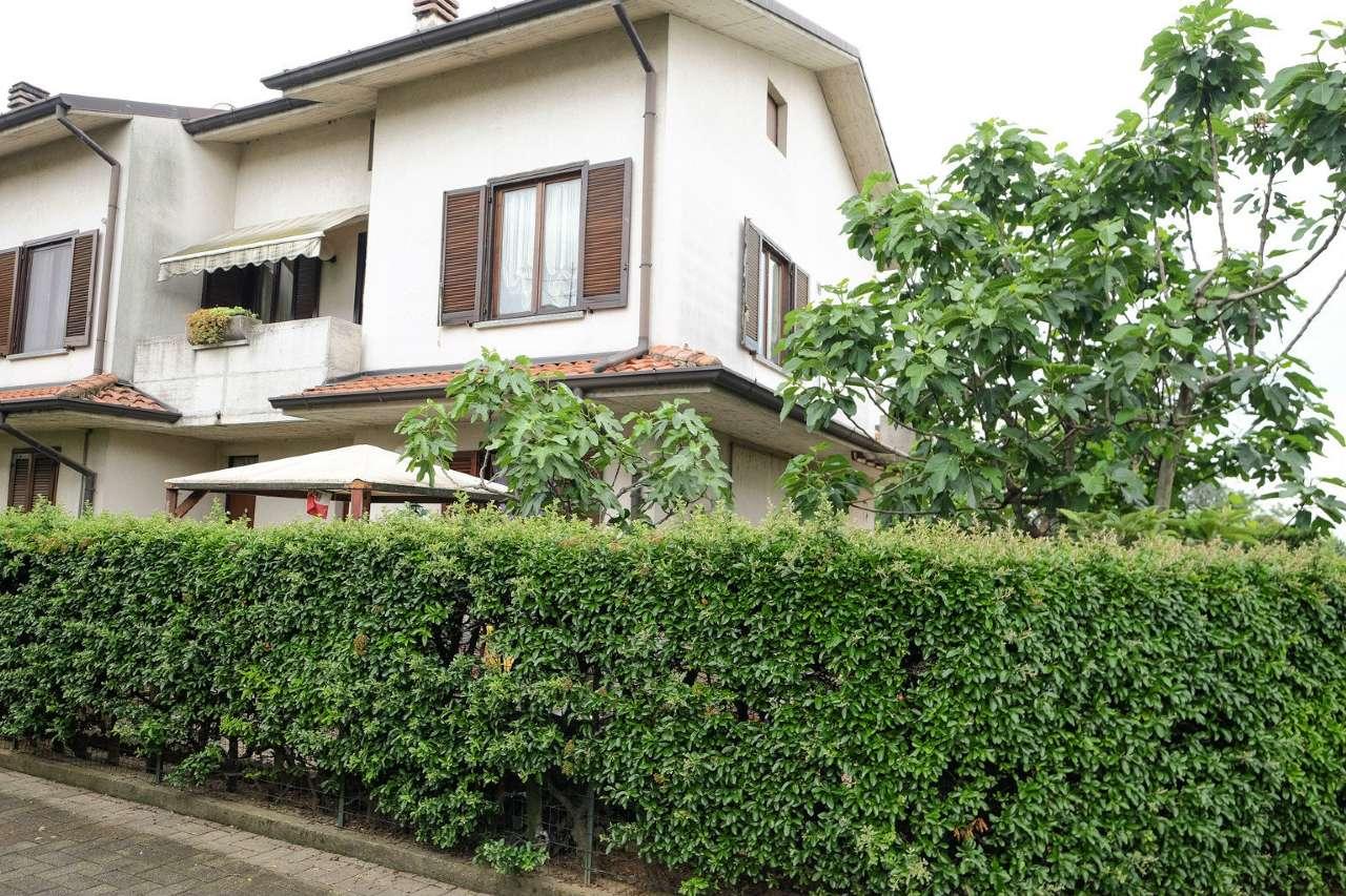 Appartamento in vendita a Ciserano, 5 locali, prezzo € 110.000 | PortaleAgenzieImmobiliari.it