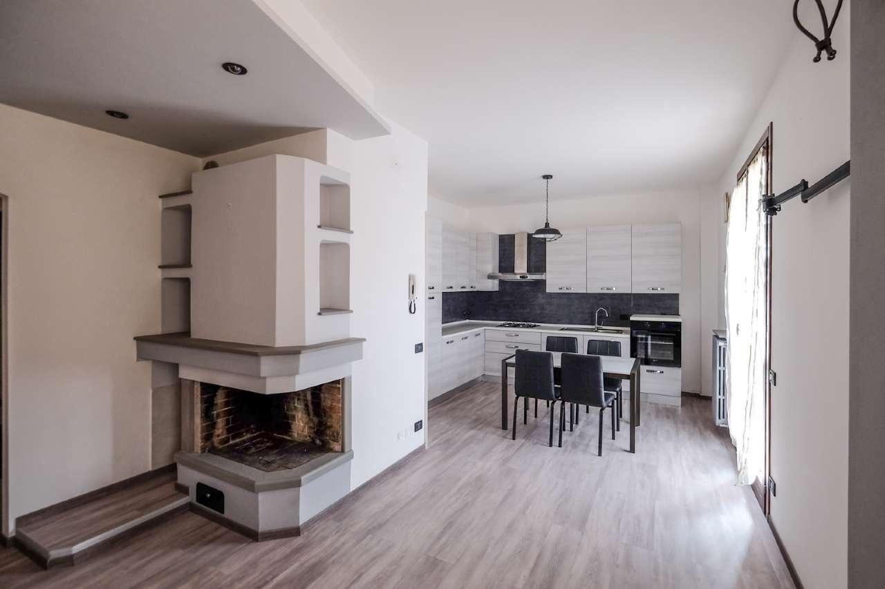 Appartamento in vendita a Chignolo d'Isola, 3 locali, prezzo € 93.000 | CambioCasa.it