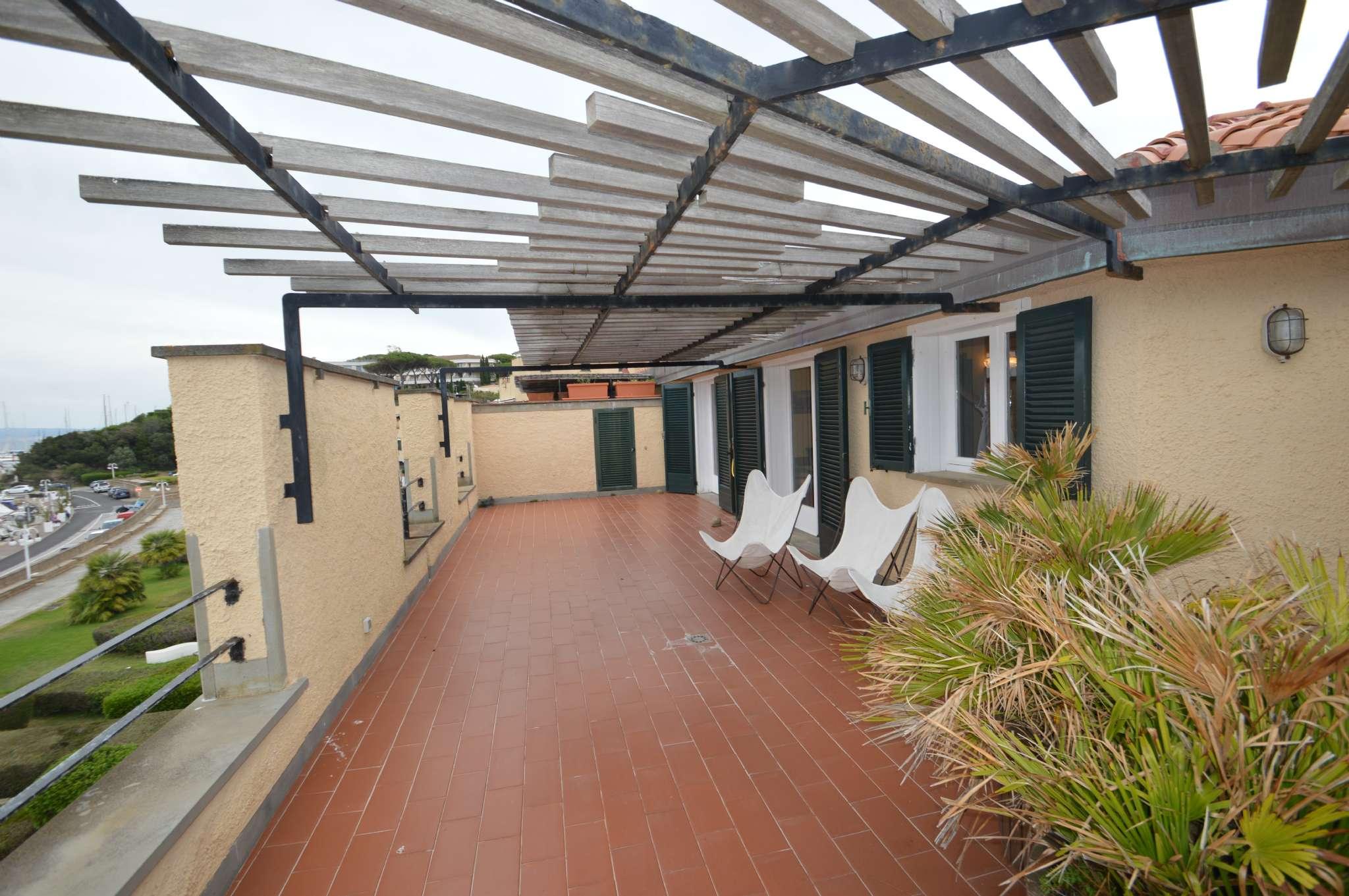 Attico / Mansarda in vendita a Castiglione della Pescaia, 6 locali, prezzo € 1.380.000 | PortaleAgenzieImmobiliari.it