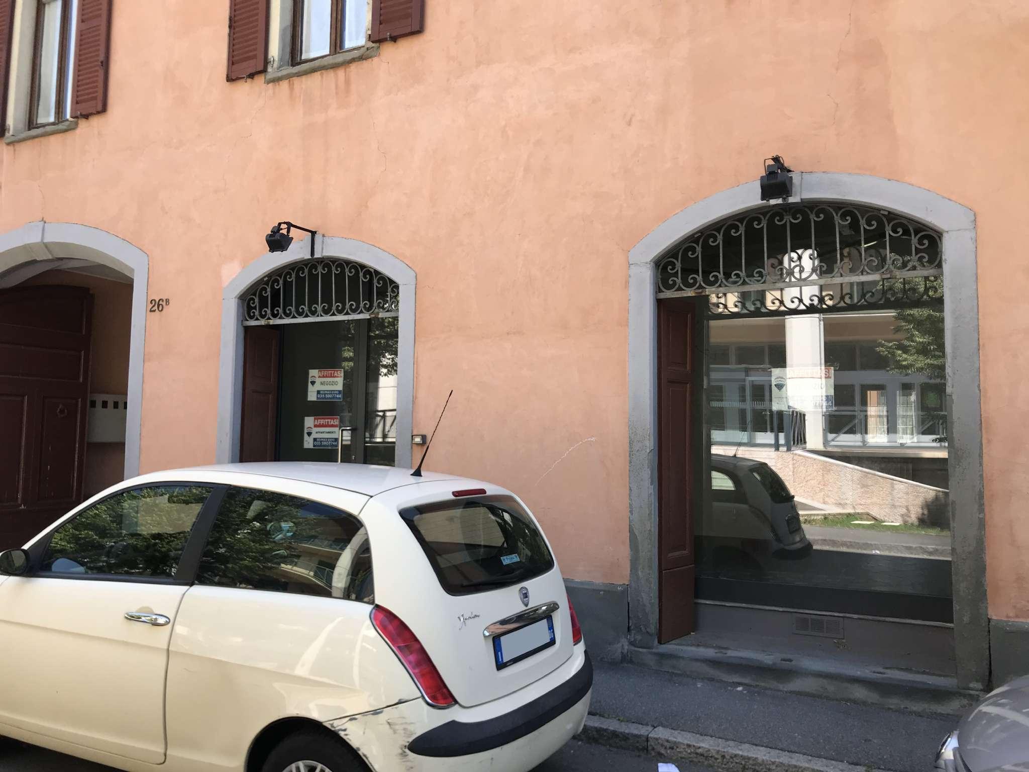 Negozio / Locale in affitto a Bergamo, 2 locali, prezzo € 800 | PortaleAgenzieImmobiliari.it