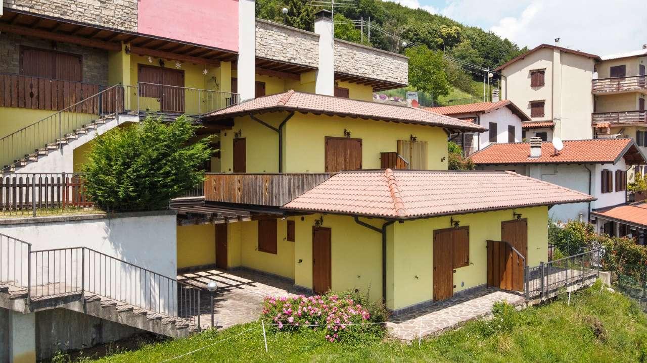 Appartamento in vendita a Almenno San Bartolomeo, 2 locali, prezzo € 94.000 | CambioCasa.it