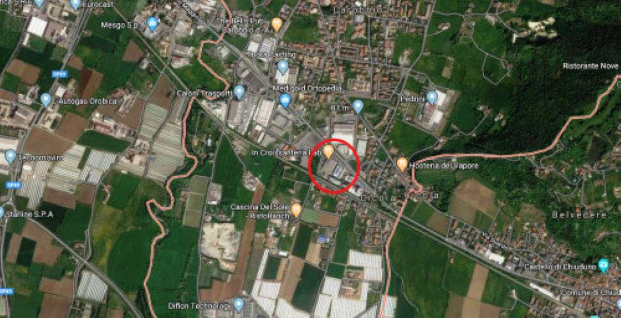 Capannone in vendita a Carobbio degli Angeli, 2 locali, prezzo € 650.000   PortaleAgenzieImmobiliari.it