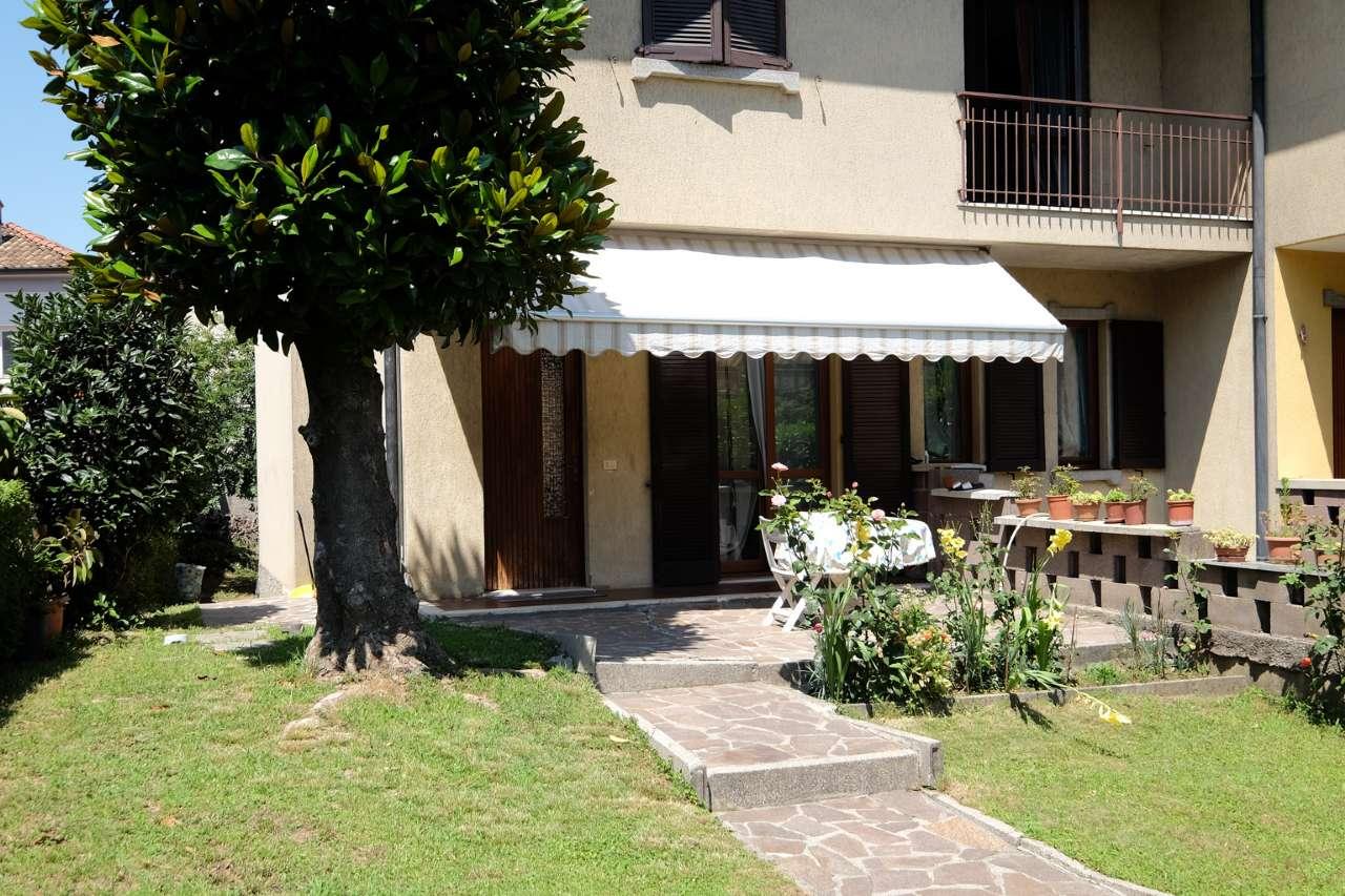 Villa a Schiera in Vendita a Cologno al Serio