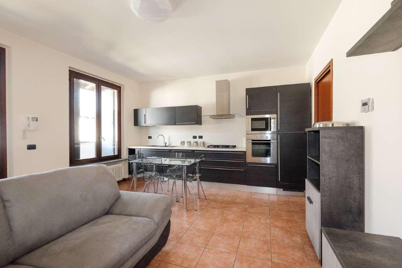 Appartamento in vendita a Ponte San Pietro, 2 locali, prezzo € 108.000 | CambioCasa.it