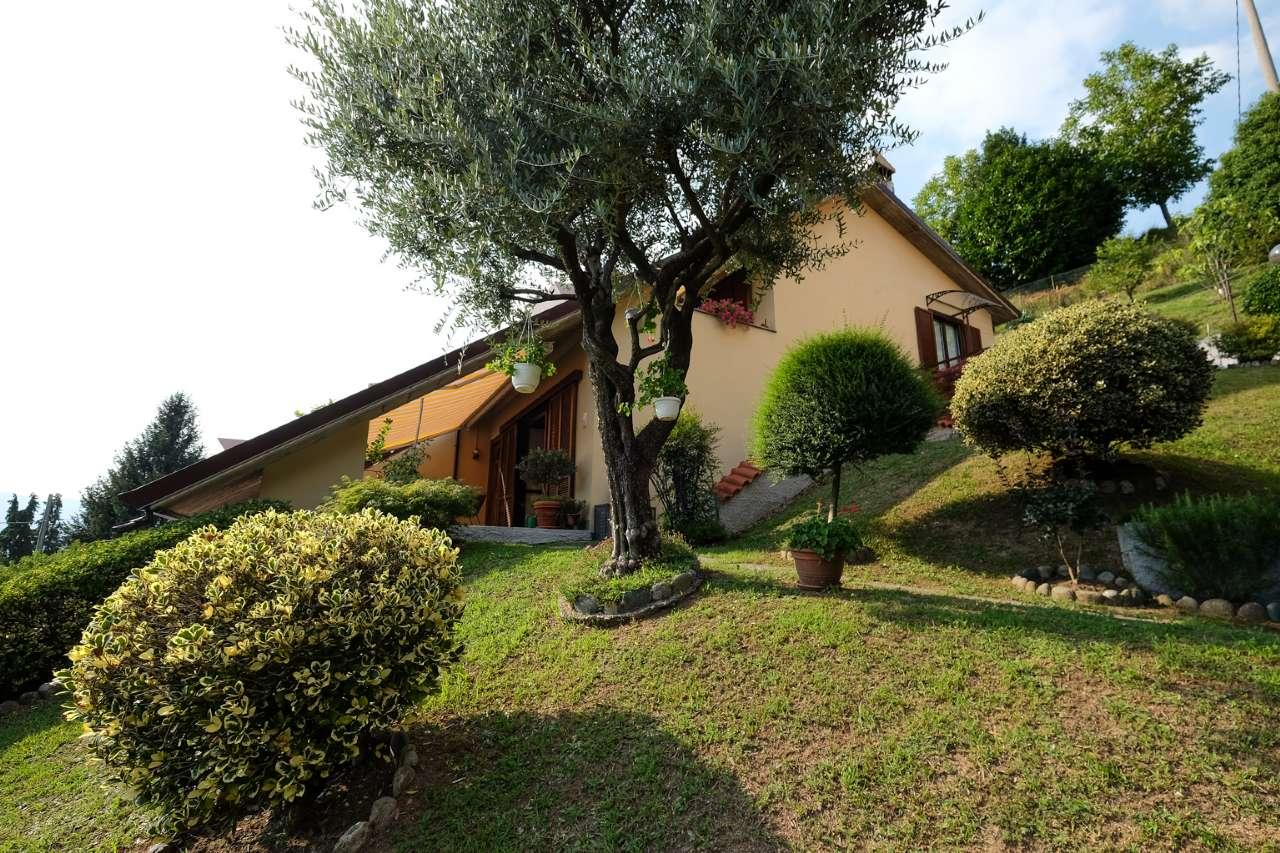 Soluzione Indipendente in vendita a Cisano Bergamasco, 4 locali, prezzo € 233.000   PortaleAgenzieImmobiliari.it