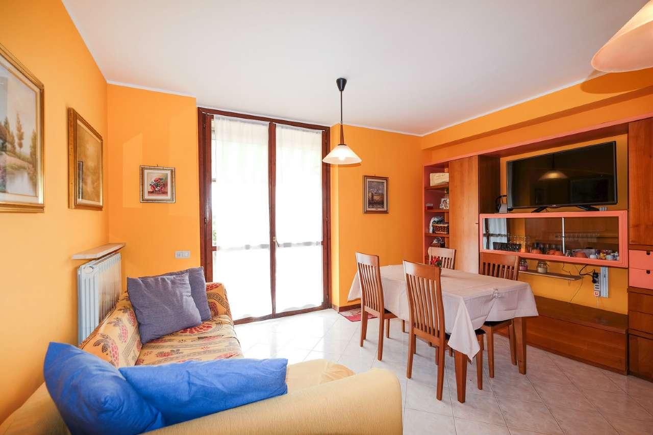 Appartamento in vendita a Capriate San Gervasio, 3 locali, prezzo € 118.000 | PortaleAgenzieImmobiliari.it