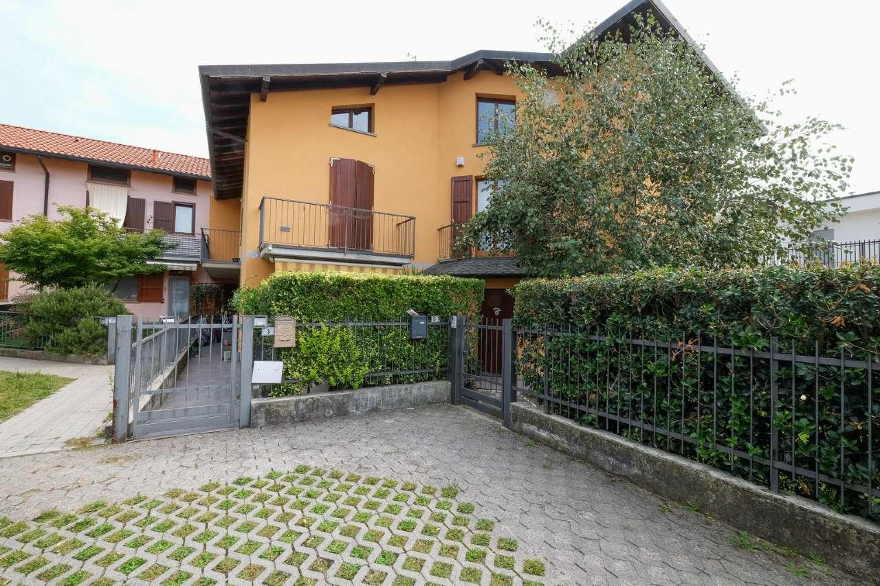 Appartamento in vendita a Valbrembo, 2 locali, prezzo € 85.000 | PortaleAgenzieImmobiliari.it