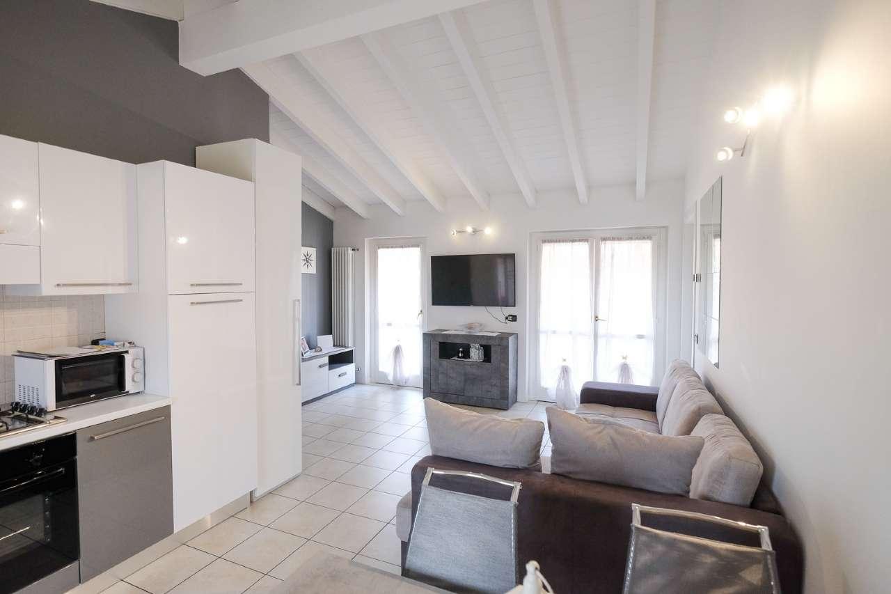 Appartamento in vendita a Chignolo d'Isola, 2 locali, prezzo € 88.000 | CambioCasa.it