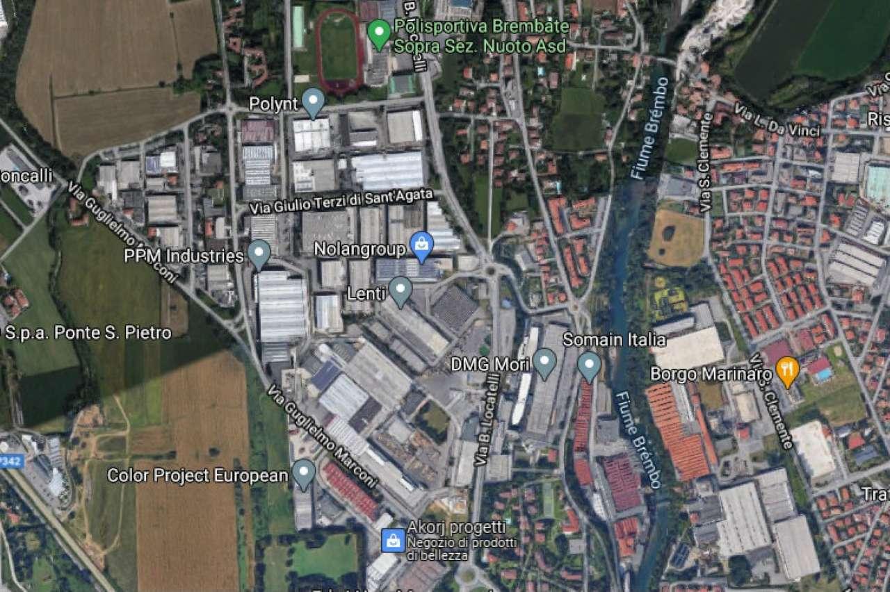 Capannone in affitto a Brembate di Sopra, 2 locali, prezzo € 1.300 | PortaleAgenzieImmobiliari.it