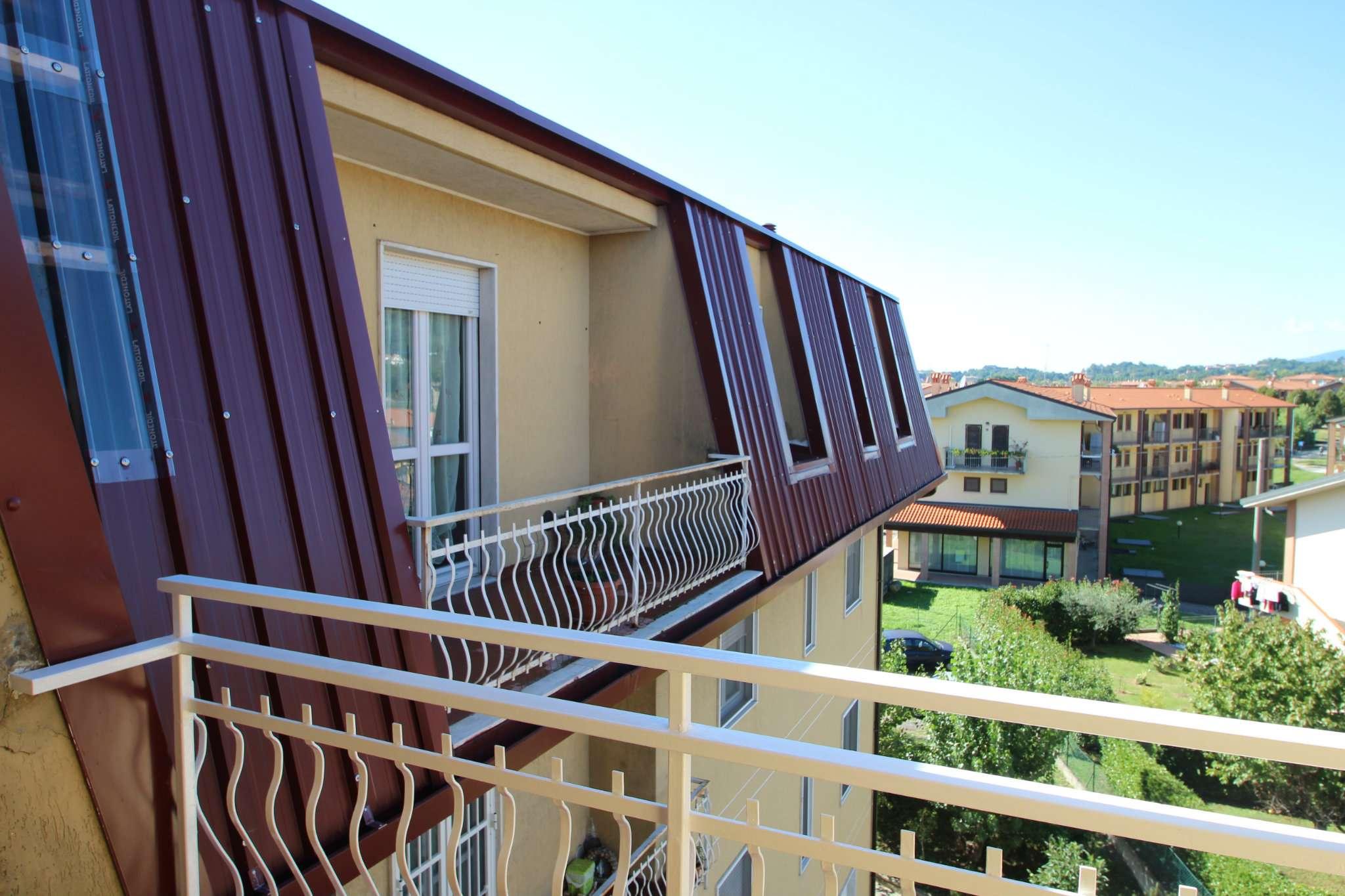 Appartamento in Vendita a Sotto il Monte Giovanni XXIII