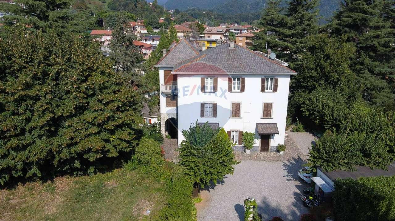 Villa in vendita a Almenno San Salvatore, 16 locali, prezzo € 790.000 | CambioCasa.it