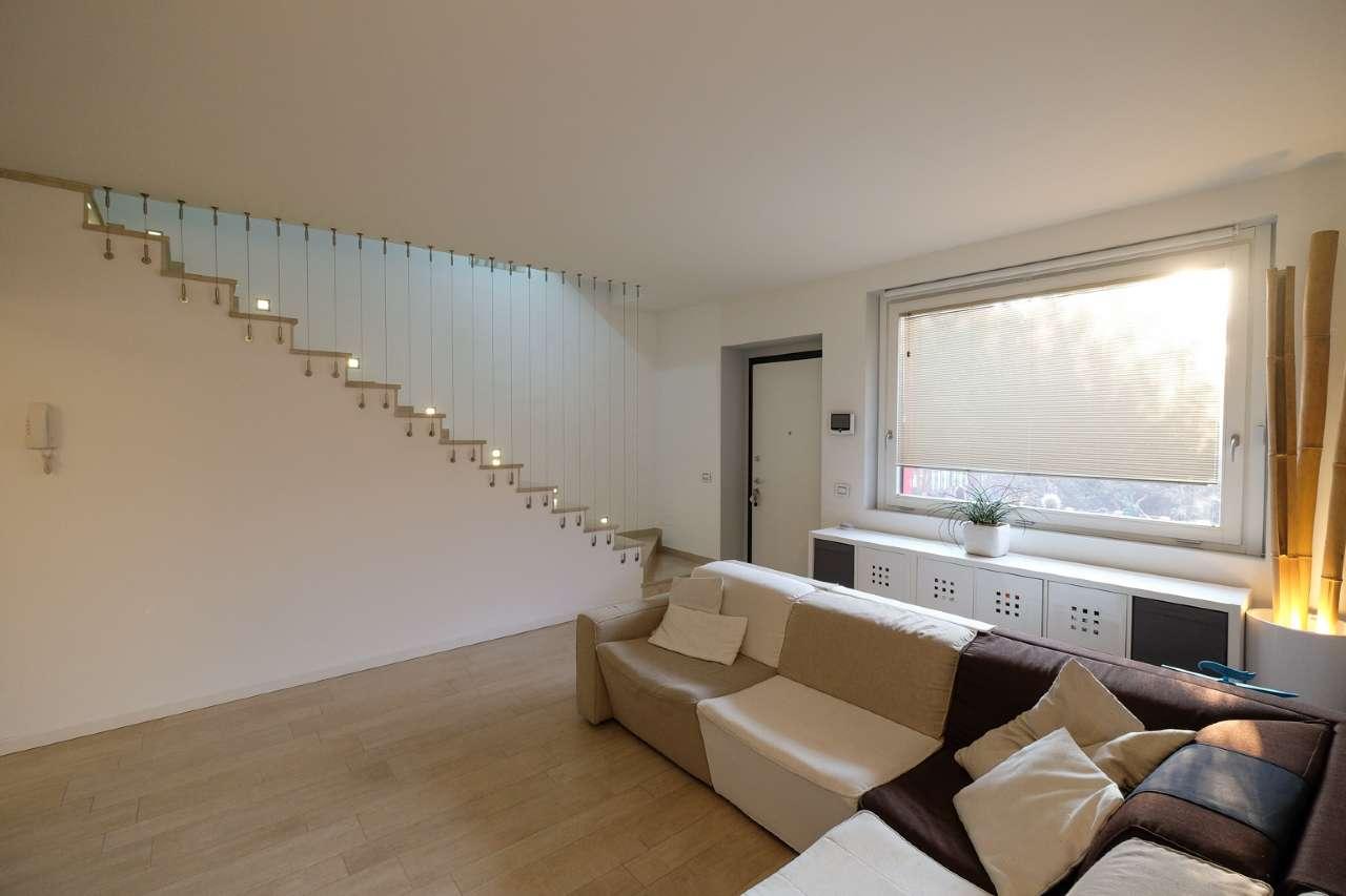 Villa a Schiera in vendita a Bonate Sopra, 3 locali, prezzo € 240.000   PortaleAgenzieImmobiliari.it