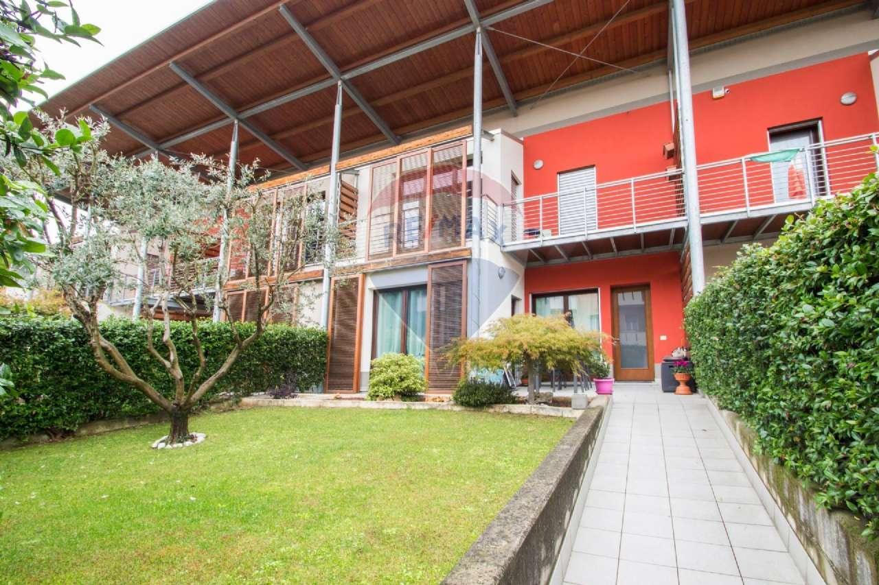Villa a Schiera in Vendita a Stezzano