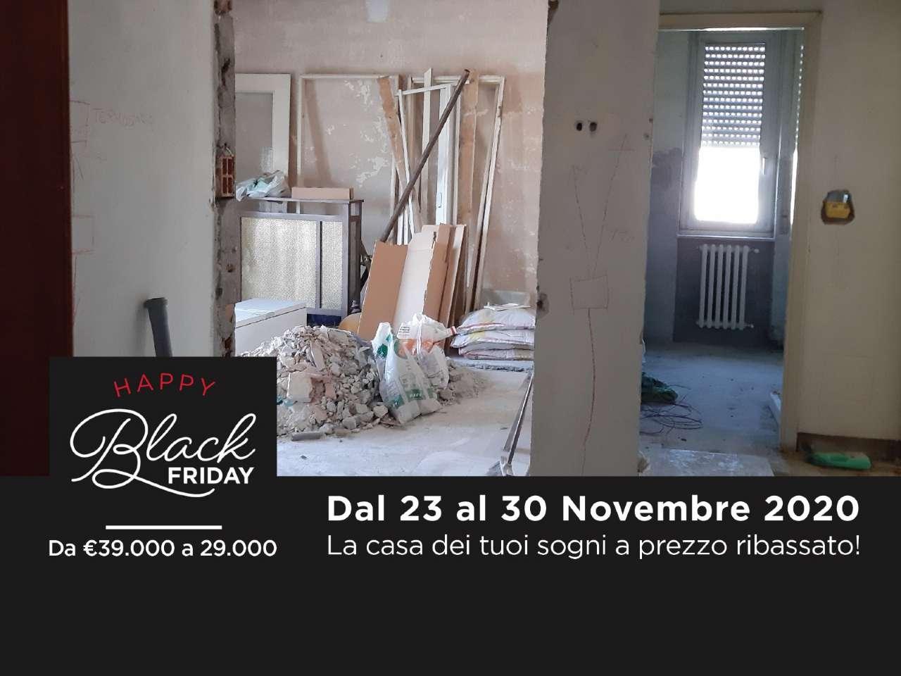 Appartamento in vendita a Caprino Bergamasco, 3 locali, prezzo € 29.000 | PortaleAgenzieImmobiliari.it