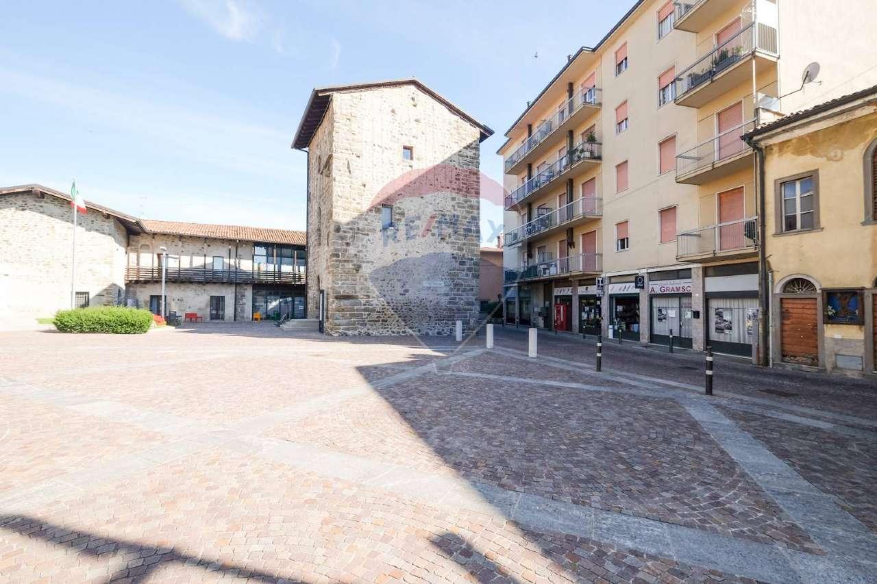 Appartamento in vendita a Mapello, 3 locali, prezzo € 35.000 | CambioCasa.it