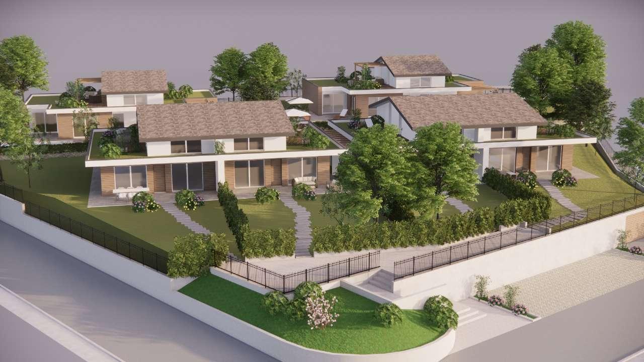 Villa in vendita a Carvico, 5 locali, prezzo € 470.000 | PortaleAgenzieImmobiliari.it