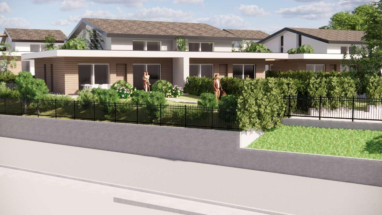 Villa in vendita a Carvico, 5 locali, prezzo € 330.000 | PortaleAgenzieImmobiliari.it